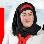 نائبة مصريّة تتوعد المتظاهرين:الدكر ينزل !