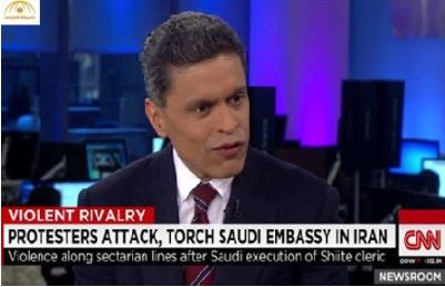 التوتر بين الرياض وطهران.. زكريا: السنة يشكلون 85 بالمئة من المسلمين.. وعلى أمريكا دعم السعودية بوجه إيران