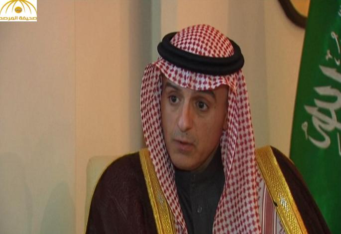 الجبير: بشار يجب أن يرحل إما عبر عملية سياسية أو يتم إبعاده بعمل عسكري على الأرض