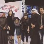 بالفيديو: شاهد..حليمة بولند تتعرض لموقف محرج على الهواء