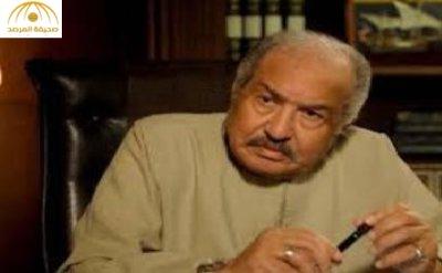 وفاة الممثل المصري حمدي أحمد عن 82 عاماً