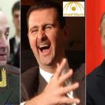 مهمة روسية سرية في دمشق لإبلاغ الأسد بضرورة التنحي