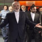 ظريف من فيينا: إنه يوم سعيد للشعب الإيراني