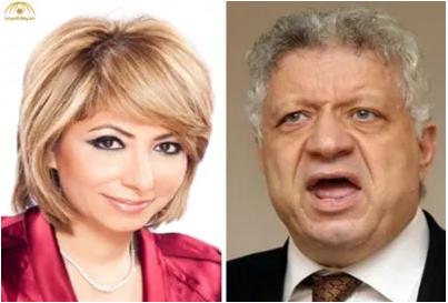 """بالفيديو..مرتضى منصور مهددا """"الحديدي"""":لو اتكلمت هحكي قصة رشا"""