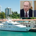 وسط اتهمات بالفساد … بوتين يحصل على يخت فاخر كهدية ــ صور