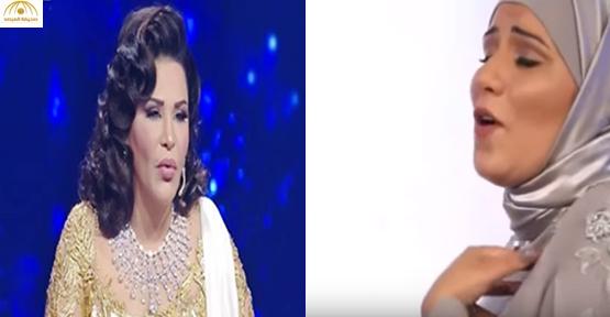 بالفيديو: نداء شرارة تقلد أحلام وإليسا بطلب من الفنانة شيرين