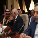 إيران تبدي استعدادها لدراسة أي مبادرة للتصالح مع السعودية