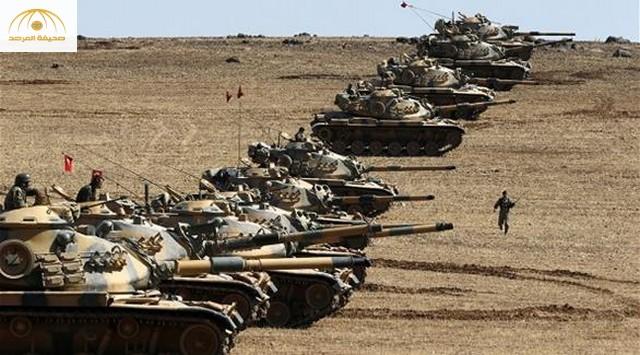 الجيش التركي يبدأ تدريبات تنبئ بتدخل عسكري شمال سوريا