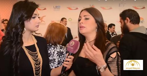 بالفيديو: نيرمين الفقي..أنتظر رجلًا يجعلني أنثى