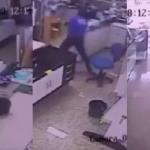 بالفيديو:برازيلي يطلق نار على حبيبته السابقة.. بعدما رفضت العودة إليه