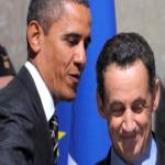 القذافي يتسبب في حرب تصريحات بين أوباما وساركوزي