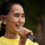 سؤال عن المسلمين يغضب زعيمة معارضة ميانمار