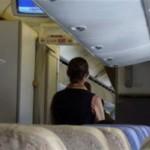 طائرة سعودية تعود لمطار القاهرة بسبب راكب تحرش  بمضيفة