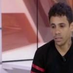 """بالفيديو: شاهد ردة فعل البرازيلي""""التون"""" عند حديثه عن السعودية ؟"""