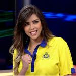 سارة عبدالعزيز: أعشق «العالمي»… وهو مصدر «الأساطير»