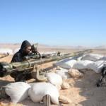 روسيا تقصف أحد ضباطها في تدمر بعد أن حاصره داعش