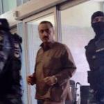 """الكويت: قيود""""مسلم البراك"""" في السجن تثير الإستياء ــ صور"""