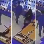 """""""العمل"""" توضّح فيديو تحرش عامل بـ""""زبونة"""" داخل أحد المحلات التجارية ــ فيديو"""