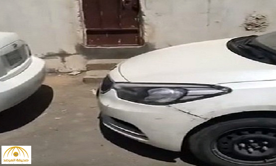 بالفيديو:معقب شركة تأجير سيارات يتفاجأ بحادثة سرقة غريبة ويشكر اللص