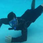 بالفيديو والصور : أول خياشيم اصطناعية للغطس مثل الأسماك