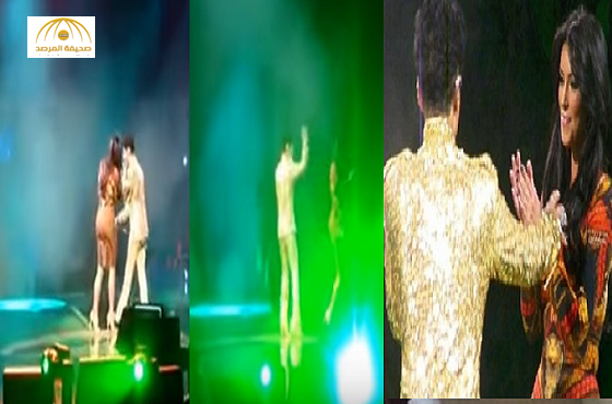 بالفيديو:عندما طرد برينس كيم كارداشيان من على المسرح أمام الجمهور