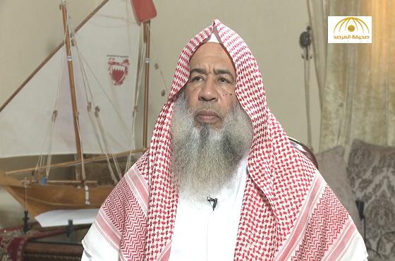 """بالفيديو..الشيخ جاسم السعيدي: الملك سلمان """"أمير المؤمنين"""" وحان قطف عملاء إيران في المنطقة"""