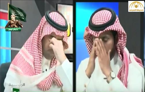 بالفيديو: المالكي يروي قصة عمله سيكورتي بداية حياته..ويَبكي ويُبكي المذيع لحالة إنسانية
