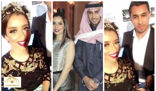 بالصور و الفيديو:الفنانة بلقيس تعلن عقد قرانها على رجل أعمال سعودي
