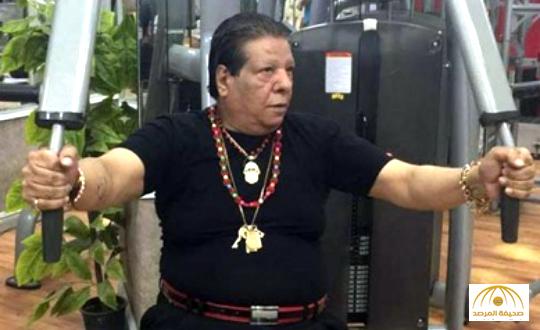 ما الذي ارتداه شعبان عبد الرحيم في الجيم حتى جعل جمهوره يسخر منه !!-صورة