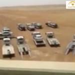 بالفيديو:المرور يحجز السيارات التي تتجاوز سرعة 160 كلم