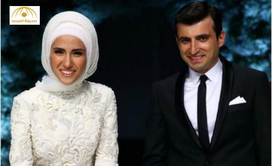 "بالصور:حفل زفاف ابنة ""اردوغان"" في اسطنبول بحضور كبار الشخصيات"