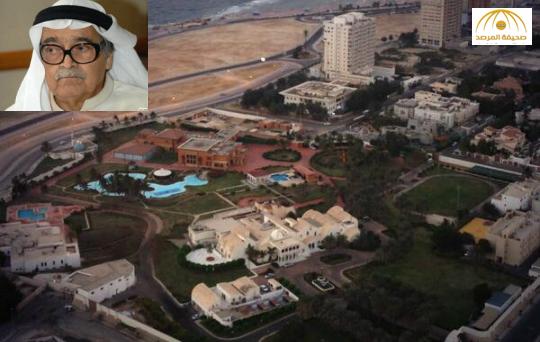 تحديد التعديات داخل قصر صالح كامل تمهيدا لإزالتها.. وتعويضات متوقعة بمئات الملايين