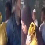 بالفيديو: زوج يعتدي بالضرب المبرح على زوجته أمام ركاب حافلة بالمغرب