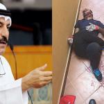 """بالصور : سقوط """"لص""""من الدور الثالث أثناء سرقة منزل نائب كويتي"""