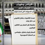 مراوغة طهران السياسيّة تتلاعب بمصير الحجاج الإيرانيين