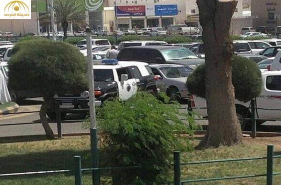 بالفيديو:مشاجرة وإطلاق نار داخل مستشفى الملك خالد بحائل.. وأنباء عن وقوع إصابات