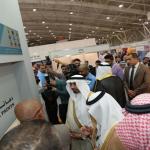 دهانات الجزيرة تبرز أحدث أنظمتها وتقنياتها لترشيد استهلاك الطاقة الكهربائية في معرض الطاقة السعودي