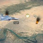 قصف لأحياء الفلوجة ومقاتلون إيرانيون بمحيطها