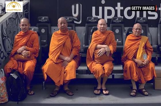 بالفيديو: ما سر نجاح نادي ليستر سيتي الانجليزي؟ وما علاقة رهبان تايلاند في ذلك!