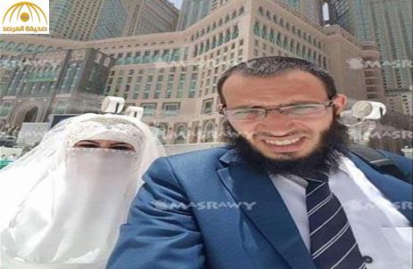 """بالصور: كشف ملابسات واقعة """"عروس الحرم"""" ومنعها من دخول المسجد الحرام"""