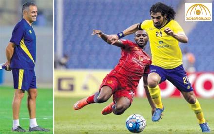 حسين يعطِّل صفقة تعاقد النصر مع جوميز