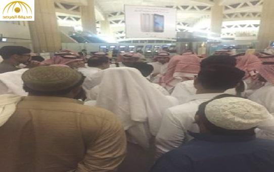 الغاء رحلة من الرياض إلى ابها يتسبب بمشادات بين الركاب وموظفي« الخطوط»