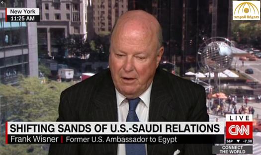 سفير أمريكا السابق بمصر: السعودية لها أهمية كبيرة للغاية وضرورية لأمريكا
