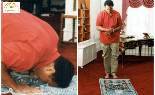وزّع الكتب الإسلامية وخشي ألا يدخل الجنة.. اقرأ ما قاله الصديق المقرّب لمحمد علي