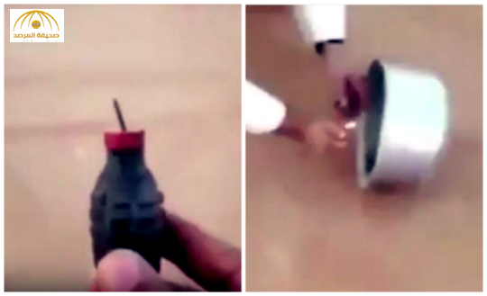 بالفيديو:ألعاب نارية بقوة قنبلة  تباع في الأسواق للأطفال