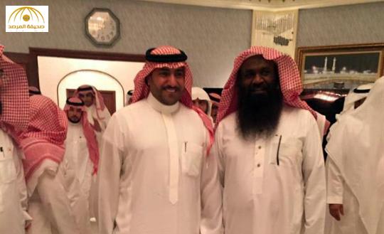 بالصور:تركي بن عبدالله يستقبل الكلباني والقرني والعمر بمجلس الملك عبدالله الرمضاني