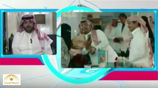 بالفيديو:تعليق يوسف الجراح على عمله مع القصبي والسدحان ورسالته لهما
