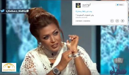 بالفيديو .. وعد في ياهلا رمضان: أعشق الهلال ولو جرحتني ترى دمي أزرق