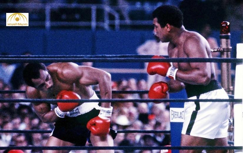 """بالفيديو: شاهد أهم 10 لحظات تاريخية في مسيرة الملاكم الراحل """"محمد علي"""" الرياضية"""