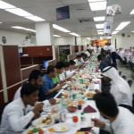 """بالصور: """"السعودية للخدمات الأرضية"""" تقيم إفطارها السنوي بمشاركة مدير مطار الرياض"""